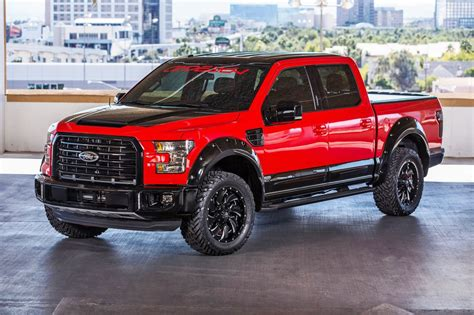 ford trucks ford sema 2015 custom trucks