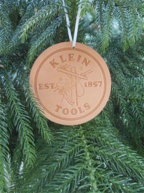 tnt klein tools christmas tree ornament