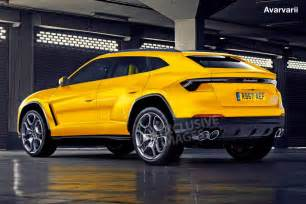 2017 Lamborghini Suv Lamborghini Urus Pictures And Exclusive Images