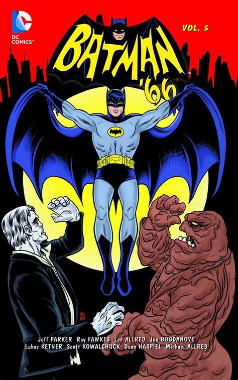 Batman Vol 9 Bloom Dc Graphic Novel Ebooke Book batman 66 tp volume 5 graphic novels reed comics