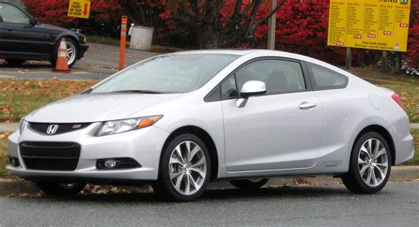 2012 Honda Civic Si Coupe by File 2012 Honda Civic Si Coupe 11 10 2011 Jpg
