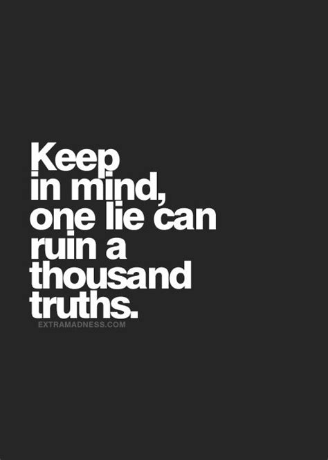 8 Lies Us Always Tell by Best 25 Telling Lies Quotes Ideas On Lies And