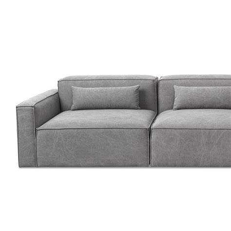 mix modular sofa 2 pc sofas gus modern