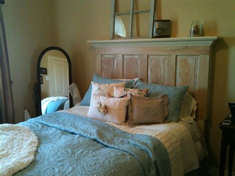 headboards from doors hometalk size door headboard made on the