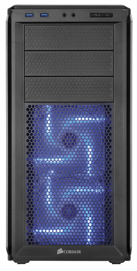 computer case pt in indonesia corsair blends flash and flexibility in new graphite series 230t pc 171 zwame press releases