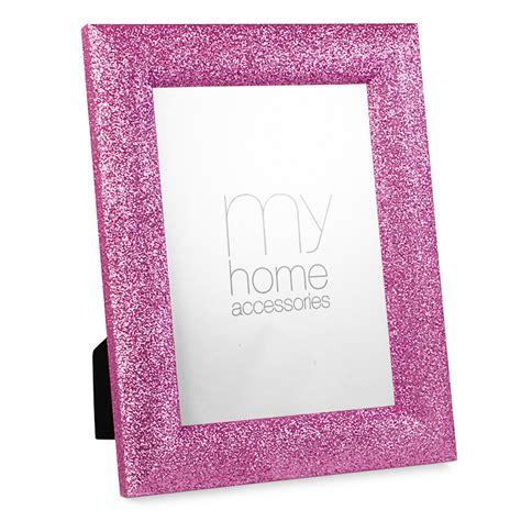 Sparkle Photo Frame glitter photo frames home accessories original design
