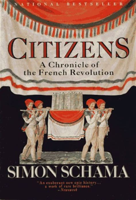citizen out the citizen chronicles citizens a chronicle of the revolution by simon