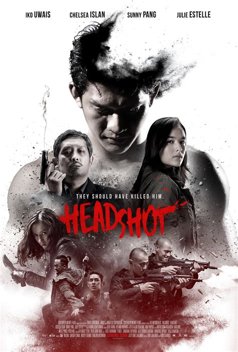 film iko uwais headshot full movie tiff 2016 headshot poster debut comingsoon net