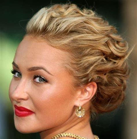 smashing updo hairstyles for short hair ohh my my