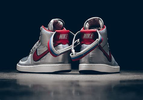 nike vandal high supreme nike vandal high supreme silver release info sneakernews