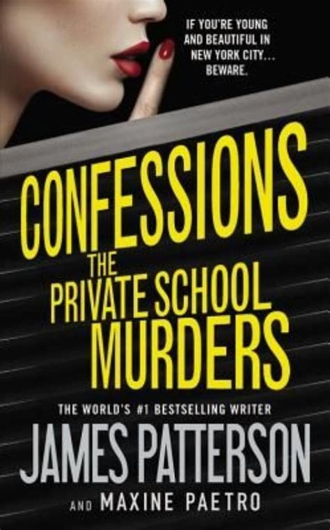 home sweet murder patterson s murder is forever books confessions the school murders by patterson