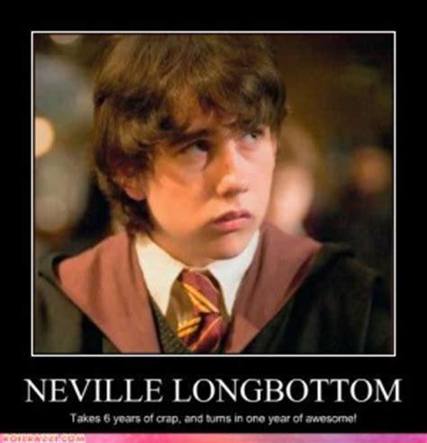 Neville Longbottom Meme - neville longbottom harry potter quotes quotesgram