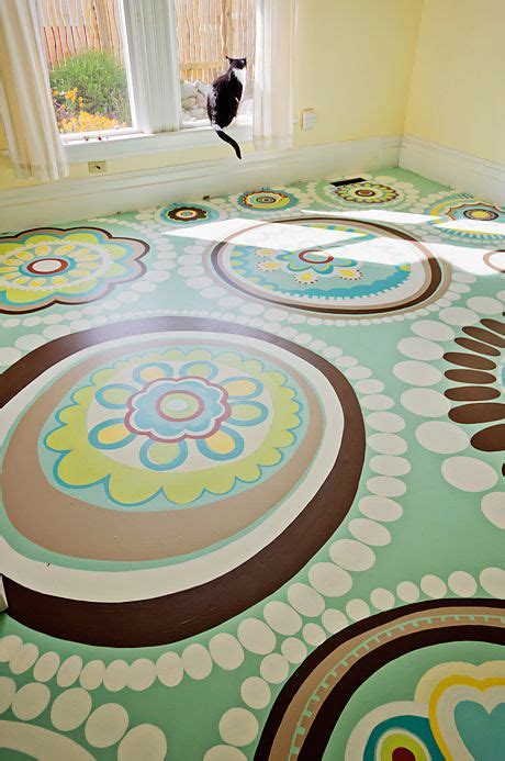 painted floor ideas 25 best ideas about painted floors on painted