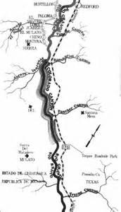 Hitheater Tx Grande River Map