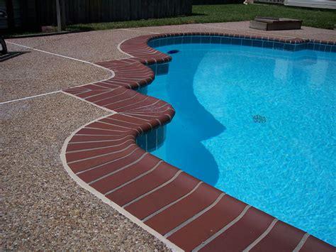 pool coping gardner outdoor and pool remodeling