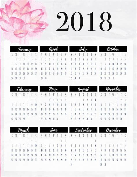 free homeschool academic year calendar 2017 to 2018