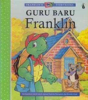 Buku Franklin 1 franklin tv guru baru franklin bukabuku toko buku