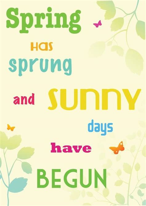 spring quotes welcome spring quotes quotesgram