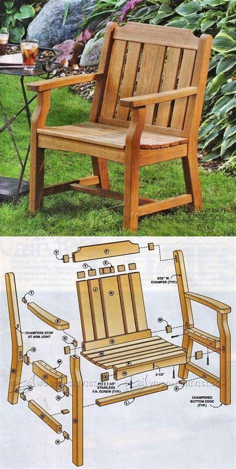 wood patio furniture plans 25 unique outdoor furniture plans ideas on