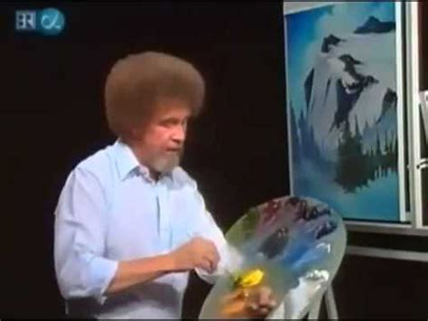 bob ross paints in canada bob ross the of painting season 28 episode 6 glacier