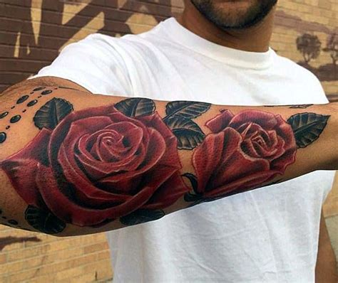 guy rose tattoo tattoos design ideas 32 best and attractive flower