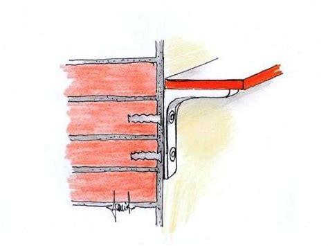 staffe a muro per mensole scaffali a muro come fissarli in fai da te