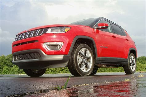 jeep compass 2017 exterior 2017 jeep compass limited review