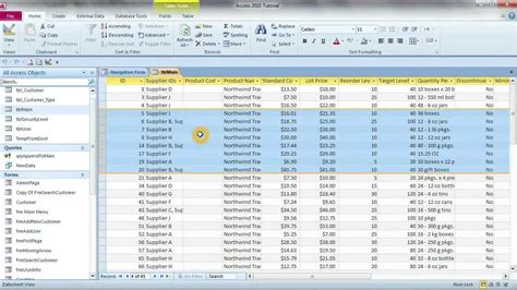 How To Access Records How To Append Data From Excel To Access Using Vba Ms Acces