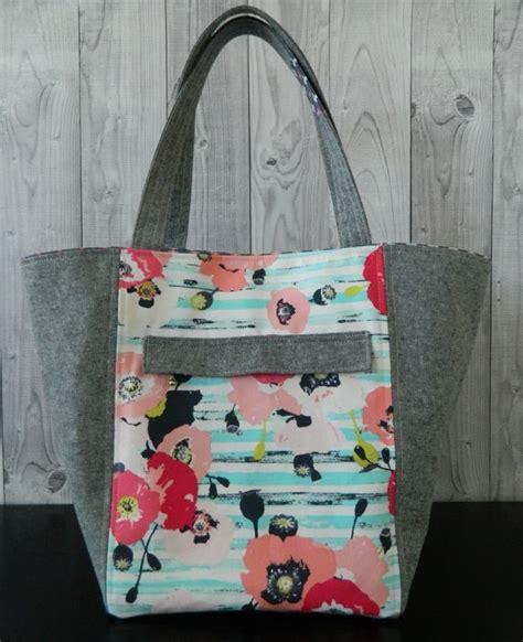 bucket tote bag pattern ella bucket bag pdf sewing pattern instant download tote