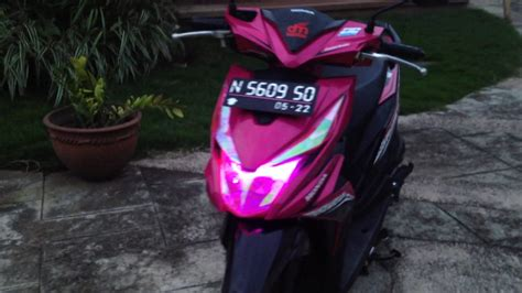 Jual Spion Beat Variasi test lu hpl honda beat 2017 by sigma variasi