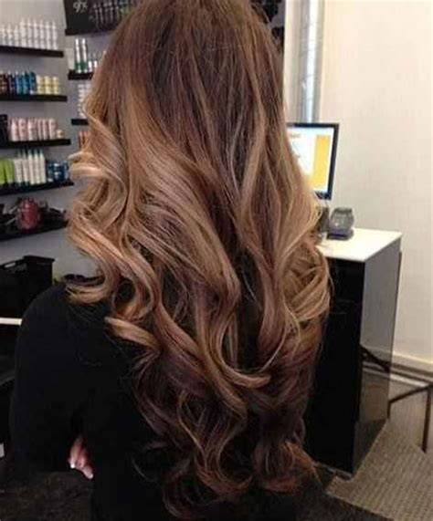 straight on top to curly on bottom hairstyles steps by steps nice ombre hair color ideas hairstyles haircuts 2016