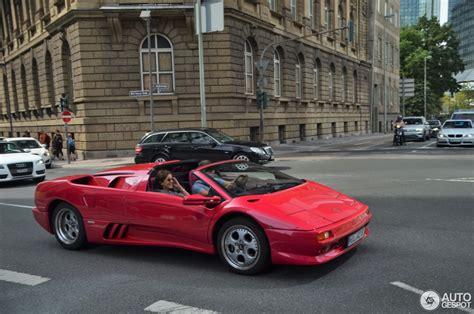 Lamborghini Diablo Vt by Lamborghini Diablo Vt Roadster 2 Oktober 2016 Autogespot