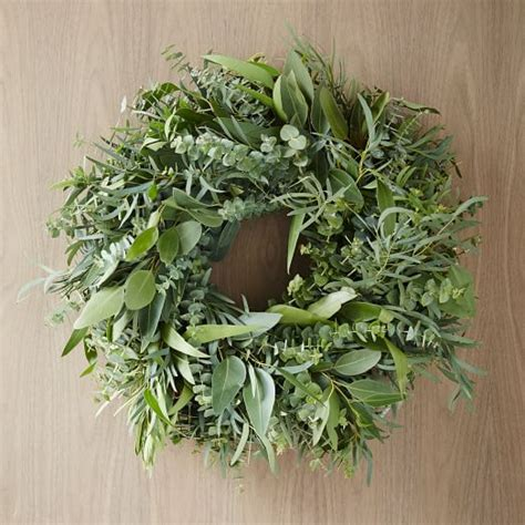 green trends style code youtube green feather cut hairstyle indian mixed eucalyptus wreath west elm