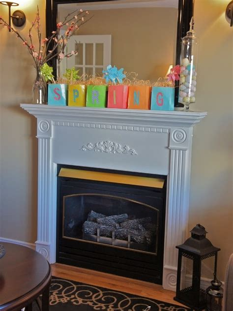 Spell Fireplace Mantel by 105 Best Decorated Gift Bags Images On