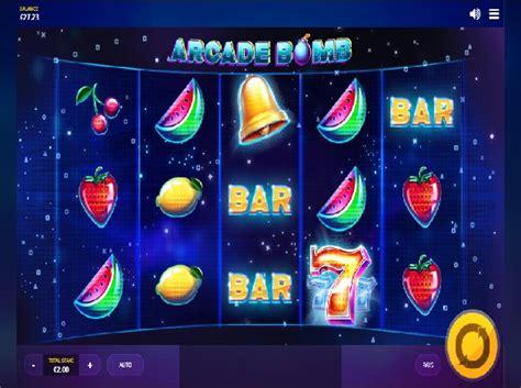 play arcade bomb video slot   videoslotscom