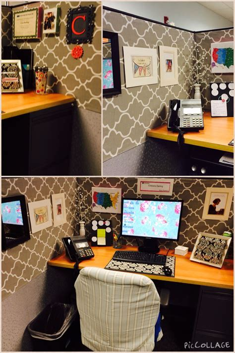 office cube ideas cubicle makeover everything but the weird thing over the
