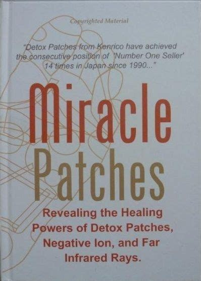 Fountainhead Chi Detox Patches by Buch Kenrico Nurman Salim Miracle Patches B 252 Cher Literatur