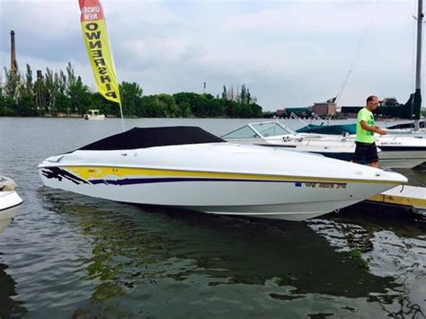 baja boats te koop 2003 baja 27 275 boss powerboat for sale in wisconsin