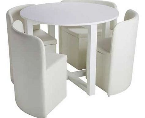 Space Saver Dining Table And Chairs by Hygena Dining Tables And Chairs