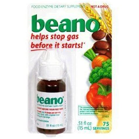 what can i give my for gas and bloating can i give my beano can i give my