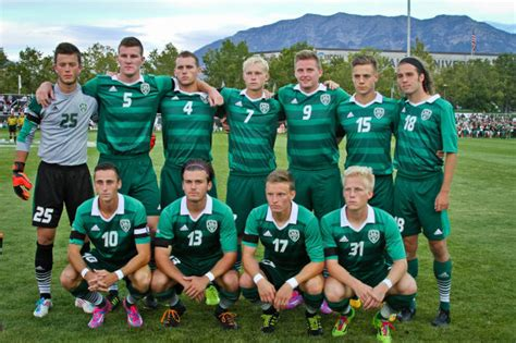 Boston College Evening Mba Acceptance Rate by Byu Uvu Roundup Wolverine S Soccer Gets Big Upset