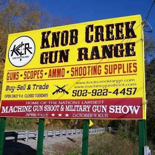 Knob Creek Gun Range Prices by Modern Of The House Attend A Machine Gun Shoot This