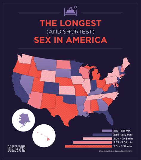 how long do guys last in bed 15 shocking maps only americans will find funny