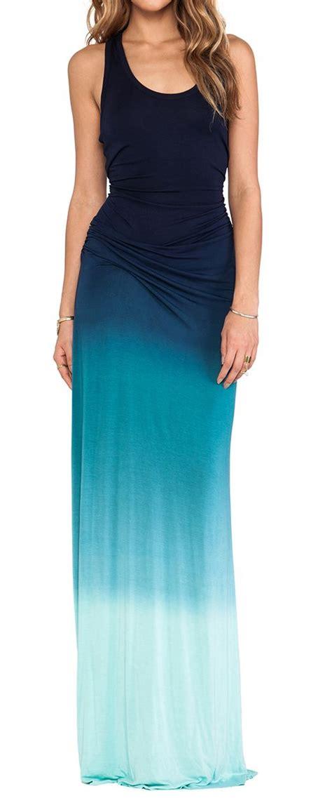 Plain Maxi Dress Cleo Berkualitas ombre summer dress www pixshark images galleries