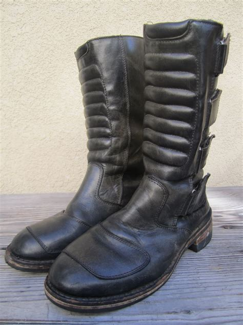 biker boots for sale pill stash motorcycle boots for sale sold