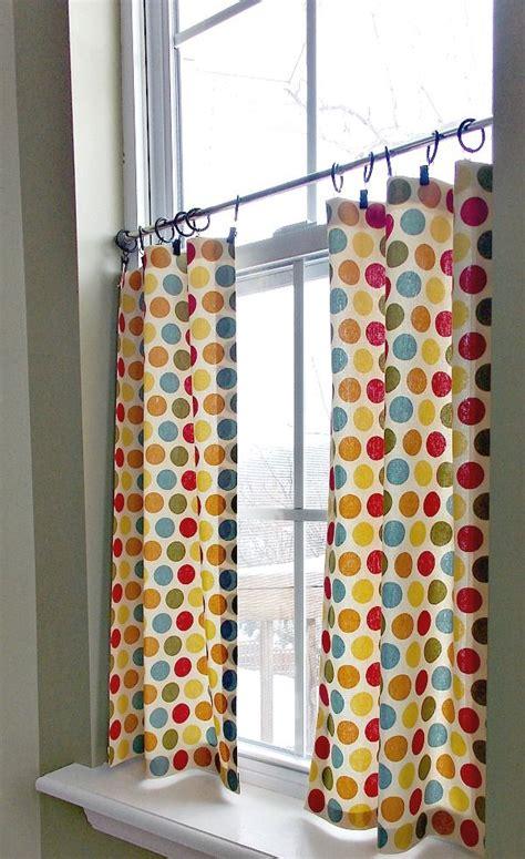 diy kitchen curtain best 25 cafe curtains ideas on pinterest cafe curtains
