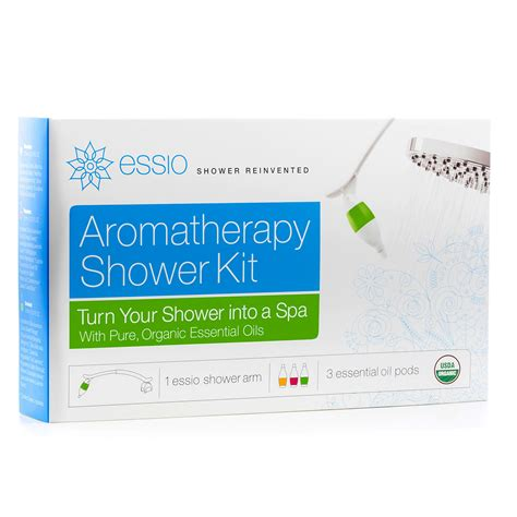 Shower Aromatherapy Diffuser by Aromatherapy Shower Kit Essential Diffuser