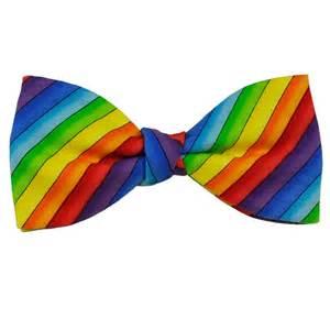 Home ties bow ties ties planet van buck rainbow