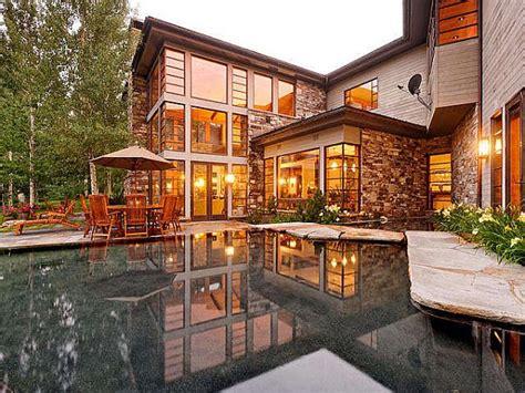 gorgeous aspen house