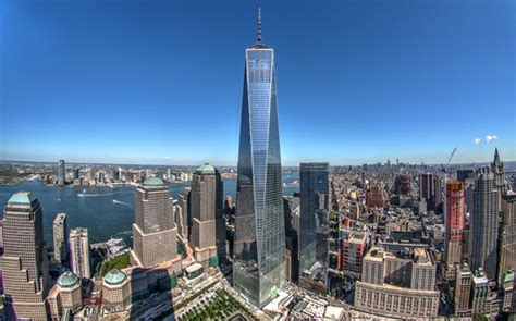 new york tower defense 3440 world trade center redevelopment new york ny us